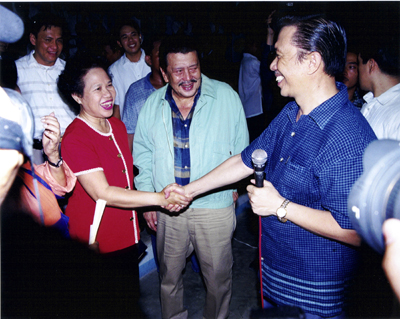 Ang dating daan debate video eliseo soriano biography books